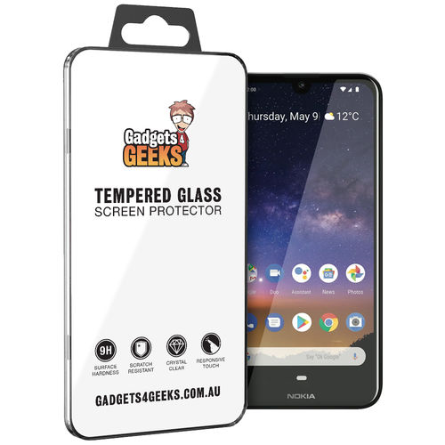 9H Tempered Glass Screen Protector for Nokia 2.2